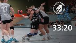 Unsere Damen schlagen die HSG Hüllhorst mit 33:20