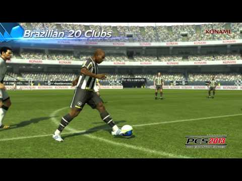 [Official] PES 2013 Konami Gamers Night Brazil Trailer
