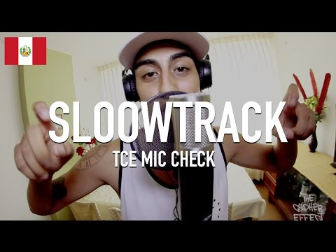 SloowTrack - Untitled ( Prod. By Strong Beats ) [ TCE Mic Check ]