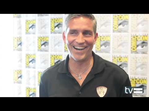 Jim Caviezel (Reese) Interview - Person of Interest Season 4