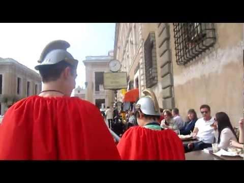Europe/Italy/Rome Ingleside High School Trip