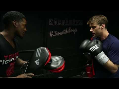 Jesse Spencer & Terrence Smith   THE ART OF BOXING