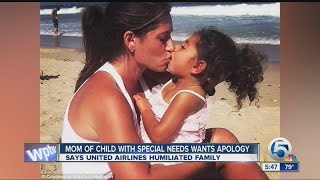 Mom of child with special needs wants apology