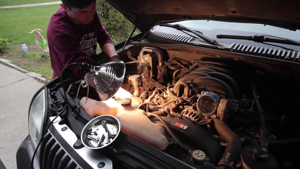 Ford 4 6L / 5 4L 3v: Replacing VCT Solenoids