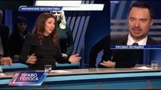 ложь на политических шоу в России