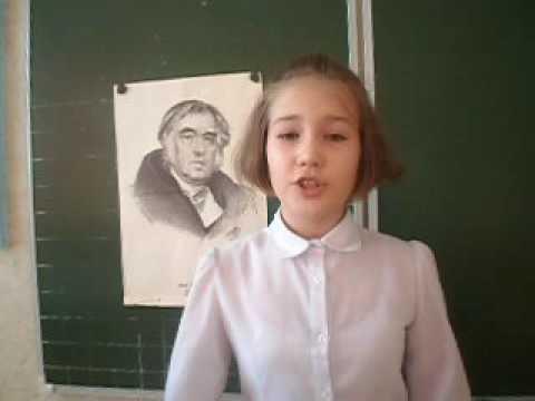 Изображение предпросмотра прочтения – КристинаМайкова читает произведение «Ворона и Лисица» И.А.Крылова