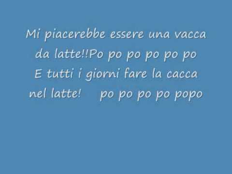Pandora Vacca Da Latte Youtube