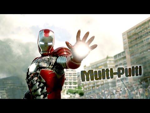 Мультик для детей. Мстители - Железный человек, серия 3. Смотреть онлайн
