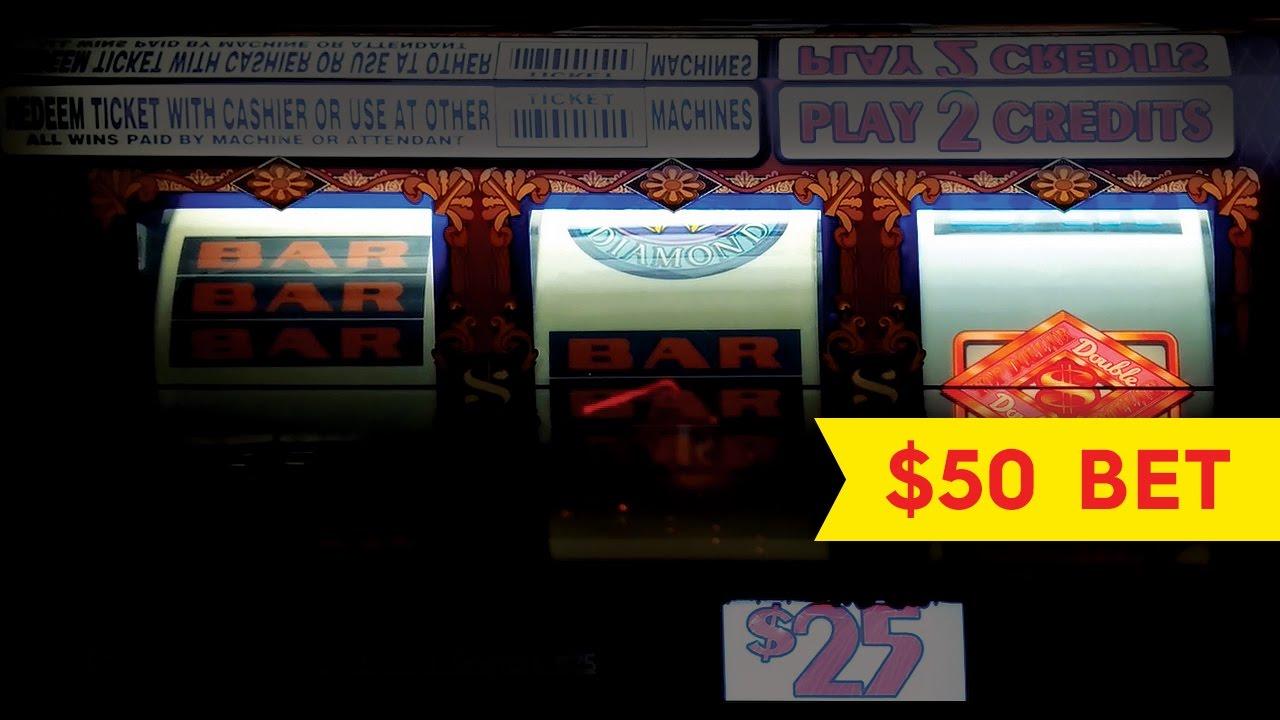 50 dollar slot machine