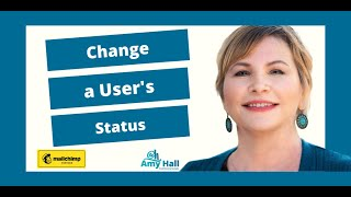 Mailchimp Help: How to Change a User's Status from Manager to Admin in Mailchimp