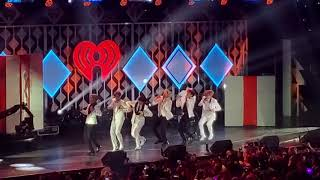 191206 Boy With Luv - BTS and Halsey - KIIS Jingle Ball LA