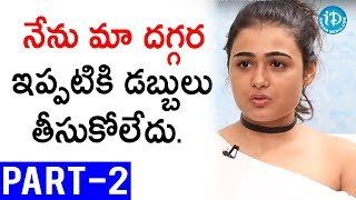 Arjun Reddy Actress Shalini Pandey Exclusive Interview - Part #2 || Talking Movies With iDream