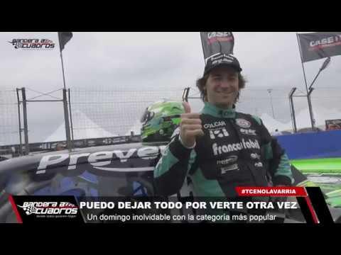 #TCenOlavarría: emotivo videoclip, la carrera y los tres mejores del podio