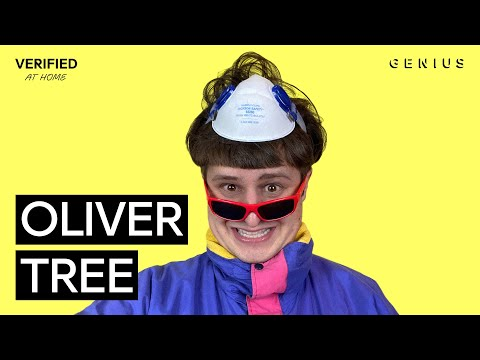 """Oliver Tree """"Let Me Down"""" Official Lyrics & Meaning 