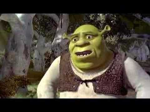 Shrek trailer