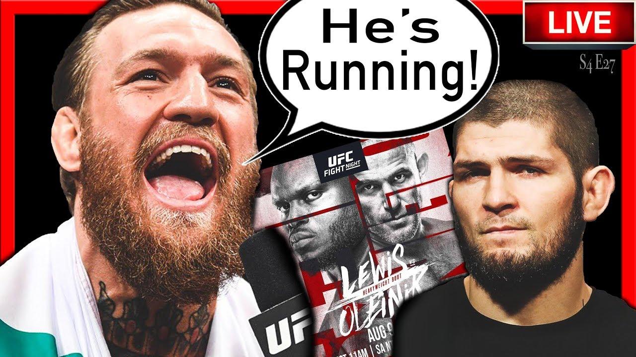 🔴  CONOR MCGREGOR BLASTS KHABIB NURMAGOMEDOV OVER PLANS + MMA NEWS!