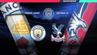 чемпионат Англии: 18 тур: Манчестер Сити 1:1 Кристал Пэлас (Обзор матча)
