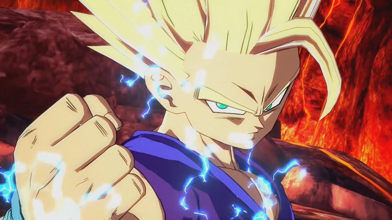 SUPER SAIYAN 2 TEEN GOHAN VS. PERFECT CELL!!! | Dragon ...