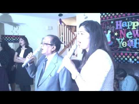 Karaoke by Papaji-Tanya, Dec 31st 2016