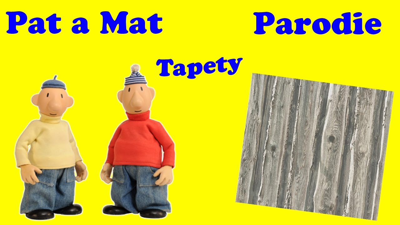 pat a mat tapety parodie 1 youtube. Black Bedroom Furniture Sets. Home Design Ideas