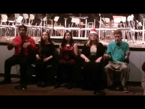 Elba High School Concert - White Winter Hymnal