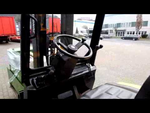 YALE/JUNGHEINRICH LPG Forklift