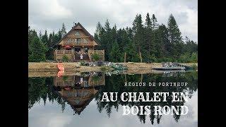 Au Chalet en Bois Rond - Québec - Canada
