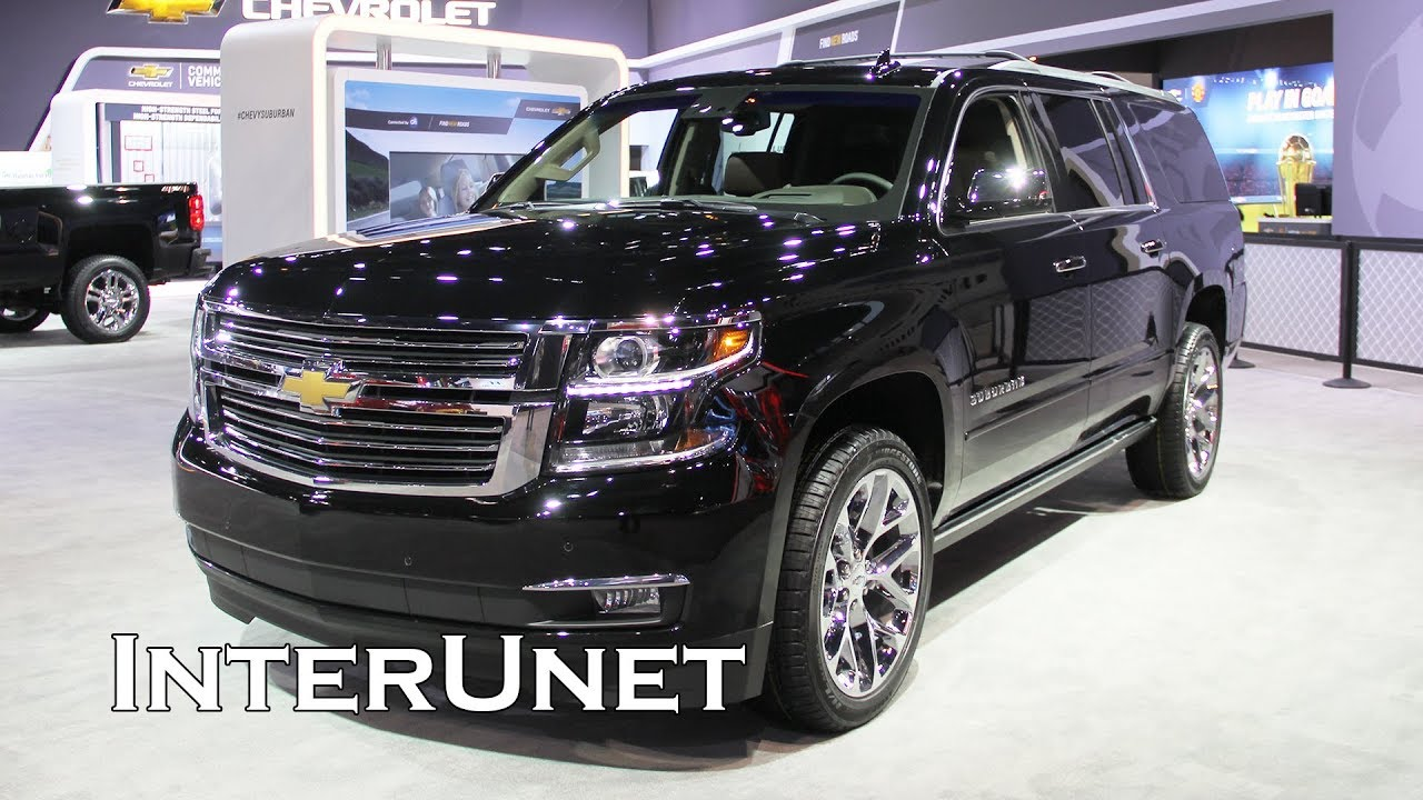 2018 Chevrolet Suburban Premier 7 Passenger Luxury Suv Youtube