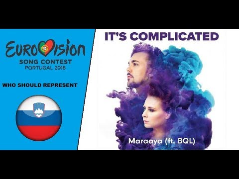 Eurovision 2018 | SLOVENIA (Who Should Represent Slovenia)