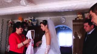 Свадьба в Самаре | Свадебный фотограф | Ведущий на свадьбу в Самаре | Благословление дочери |