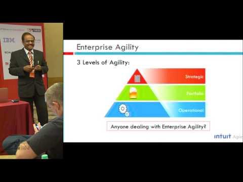 A Leadership Journey to Organizational Agility