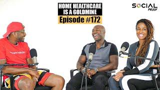 Home Healthcare Is A Gold Mine - Episode #172 w\/ Brad \\u0026  Tronda Giles