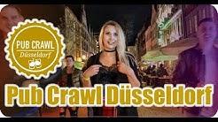 Pub Crawl Düsseldorf - JGA Ideen für einen unvergesslichen Tag in Düsseldorf