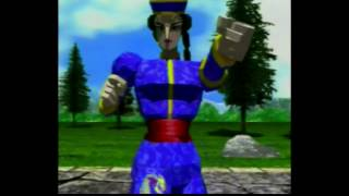 Virtua Fighter 3 History movie  Dreamcast