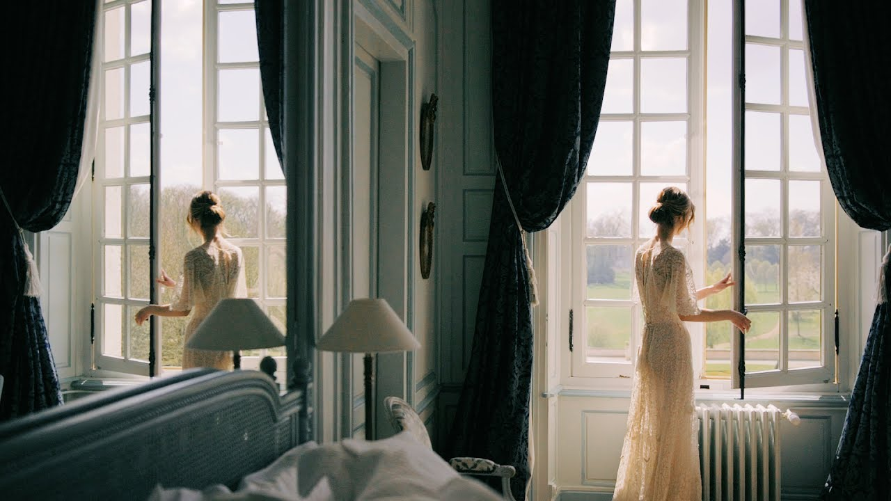 ch teau du grand luc wedding editorial film in france youtube. Black Bedroom Furniture Sets. Home Design Ideas