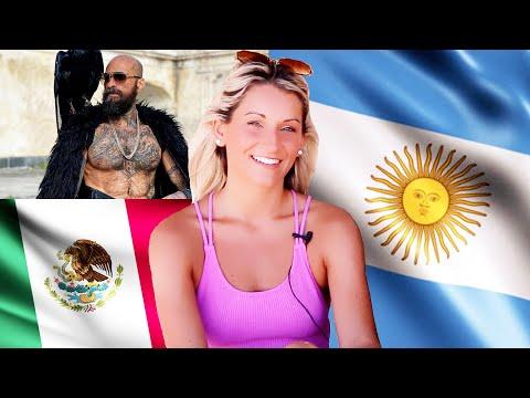 ARGENTINA REACCIONA A Cartel de Santa, Alemán, Millonario, Adán Cruz – TUY