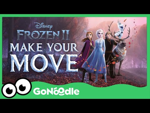 Frozen 2: Make Your Move | GoNoodle