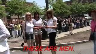 Transgender Pride Parade - Massachusetts 2008