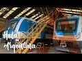 Hola Argentina! Rail network upgraded with made-in-China cars