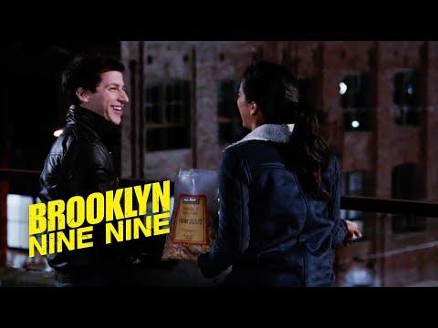 Jake Falls In Love With Amy | Brooklyn Nine-Nine
