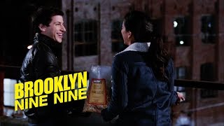 Jake Falls In Love With Amy | Brooklyn Nine-Nine