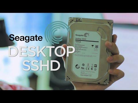 Seagate Desktop SSHD Review