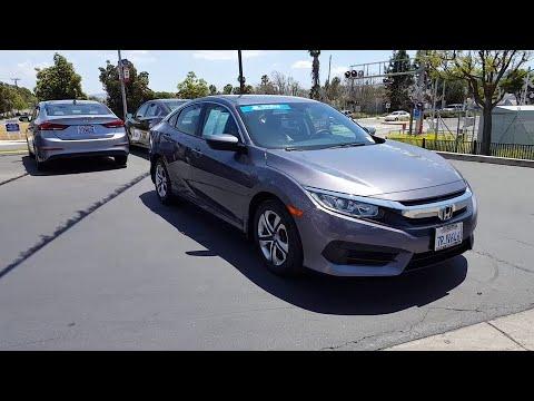 2016 Honda Civic Sedan Simi Valley, Thousand Oaks, Los Angeles, Ventura, Oxnard, LA, CA 5805731