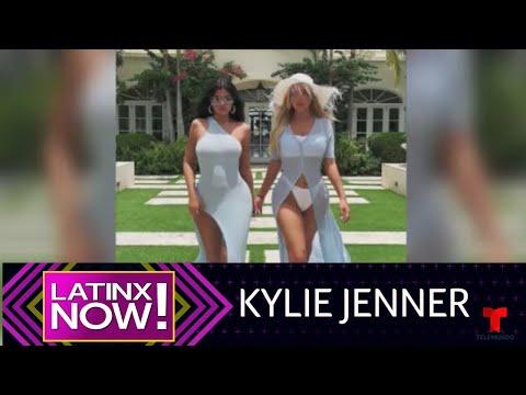 Kylie Jenner organizó un viaje espectacular con amigas | Latinx Now! | Entretenimiento thumbnail