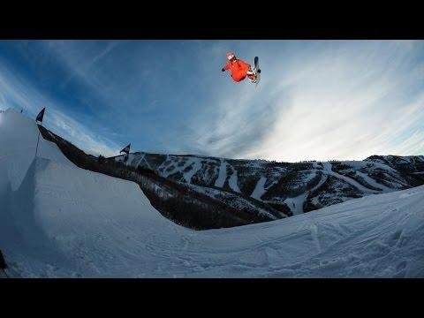 Park Sessions : Park City, Utah | TransWorld SNOWboarding