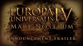 Europa Universalis IV: Mare Nostrum (PC) DIGITAL
