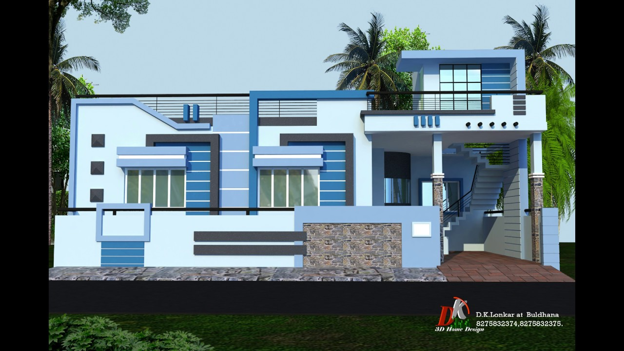 Simple House Plan Design Indian Style