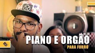 Piano e Orgão para forró Kontakt | Download Grátis | #EDTutoriais