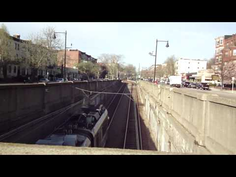 Light Rail/Tram in Boston HD
