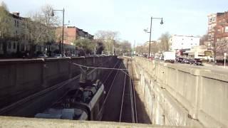 Light Rail/Tram in Boston HD